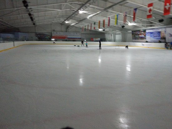 Ice Skating Rink Yubileyniy