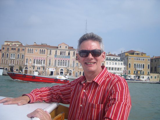 GoOpti - Venice: out sight seeing on the water.