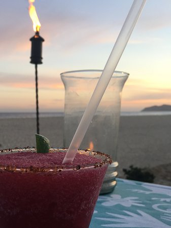 Casa del Mar Golf Resort & Spa: Dinner at the Beach Club