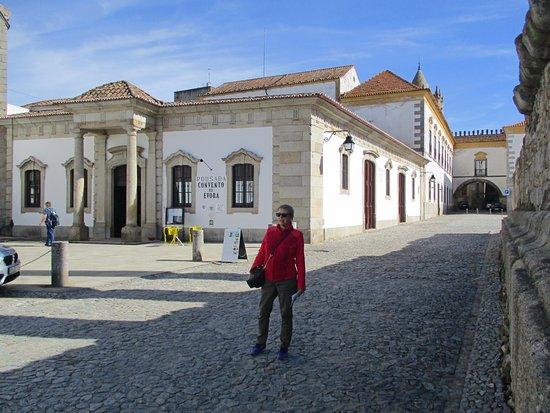 Pousada Convento de Évora Bild