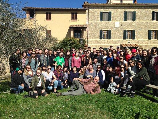Bagnaia, إيطاليا: Il nostro gruppo