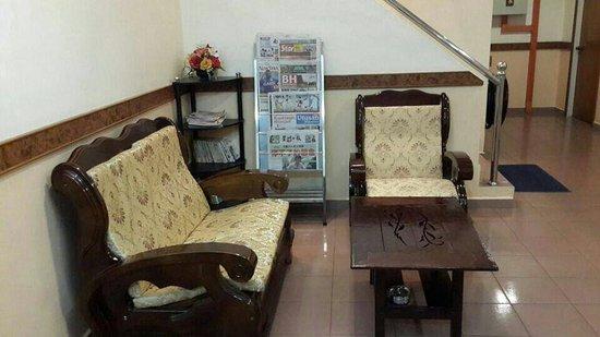 Teluk Intan, Malezja: Lobby Reading Area