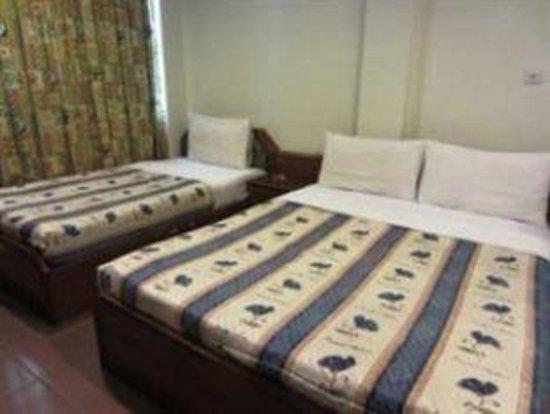Teluk Intan, Malezja: Triple Room with City View