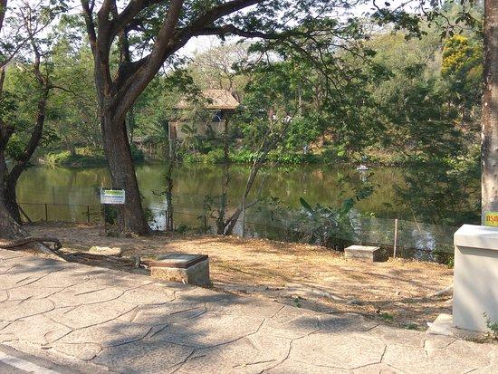 Khao Kheow Open Zoo: территория зоопарка