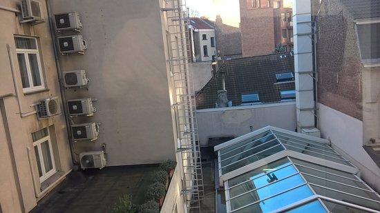 Hotel Leopold Brussels Rue De Luxembourg