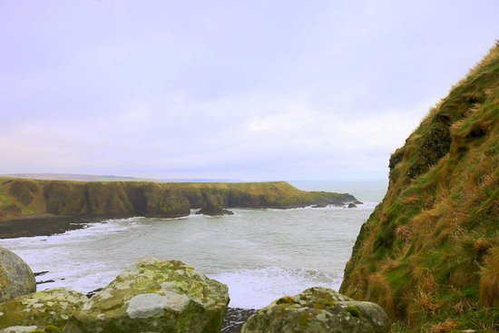 Stonehaven, UK: The views are breathtaking
