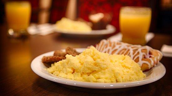 Lonoke, AR: Breakfast Area