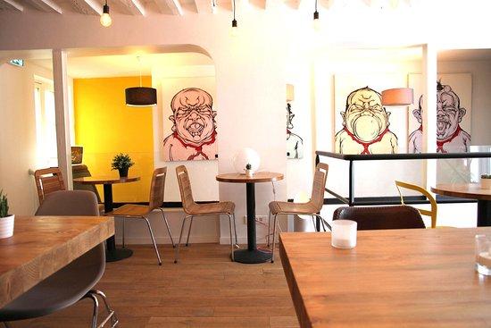 UPPER CONCEPT STORE SHOP Art Gallery Coffee TEA Shop WORKSHOP