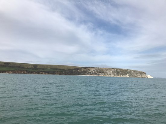 Hamble, UK: Lunch in Swanage