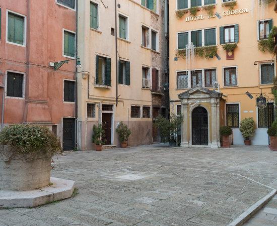 Hotel Al Codega Venice Tripadvisor