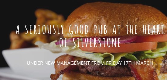 Silverstone, UK: Under new management from the 17th of March!