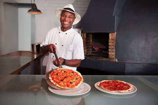 The Table Restaurant and Bar: Head chef, Julius, is always ready to welcome you