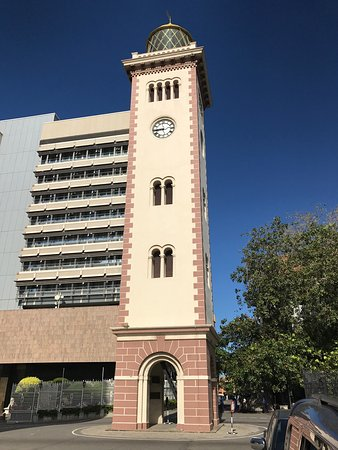 Khan Clock Tower