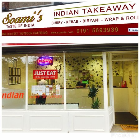 Peterlee, UK: Soami's taste of India .