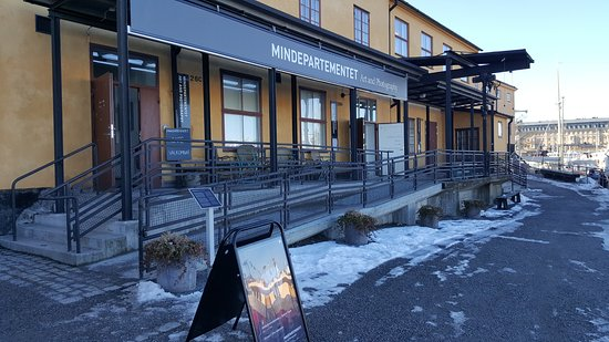 Stockholm, Sverige: Exteriör