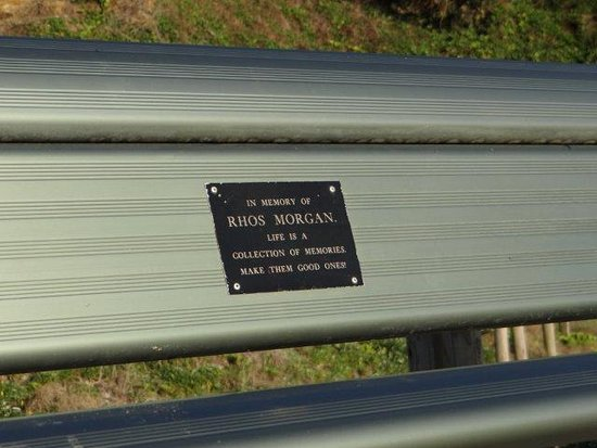 Broken Head, Australia: In memory of Rhos Morgan