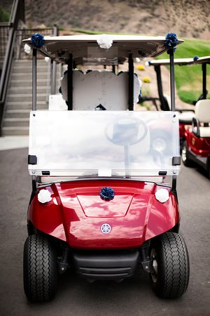 Kamloops, Canada: Class up a Cart for your Special Day!