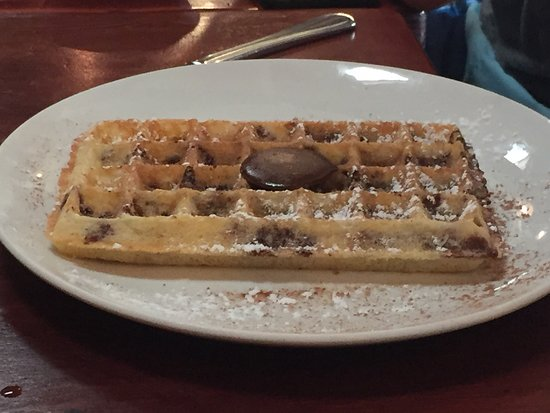 Ramsgate, South Africa: The Waffle House