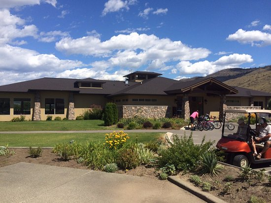 Kamloops, Canada: Clubhouse