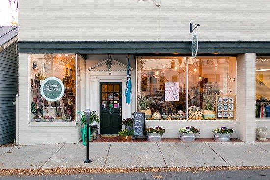 Berryville, Virginie : Modern Mercantile