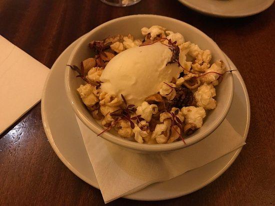 Hawksmoor Seven Dials: Отличный десерт!