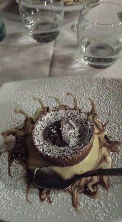 La Taverna della Rocca : Dessert