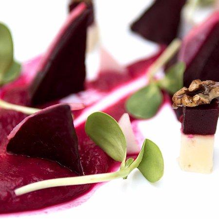 Mal Pais, Costa Rica: Beetroot salad