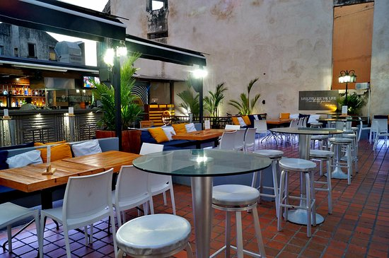 Barlovento Rooftop Bar Kitchen Panama City Restaurant