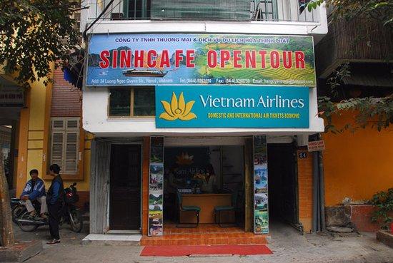 Sinhcafe - Vietnam Open Tour