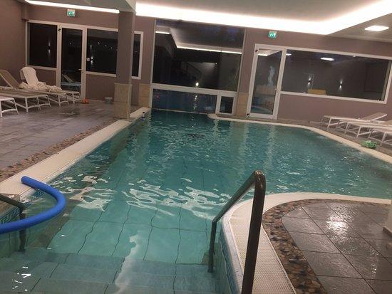 Hotel Terme Villa Pace: piscina interna