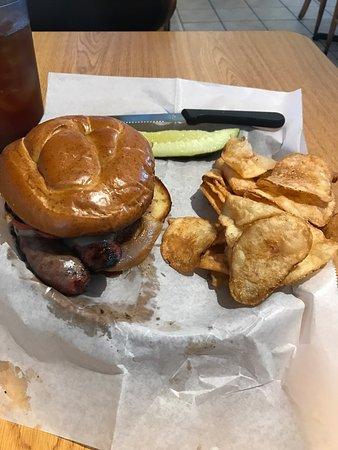 Rockledge, FL: Good eats.