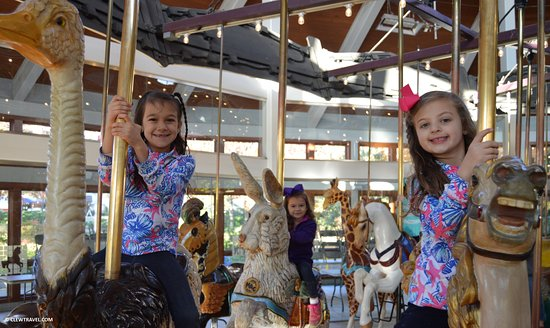 Coolidge Park: At the Merry-Go-Round