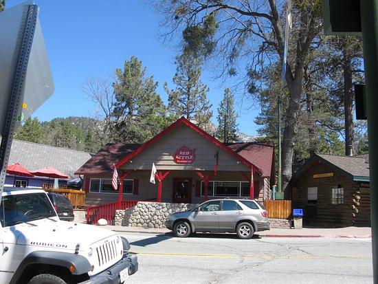 Idyllwild, Califórnia: Red Kettle