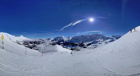 Lenk im Simmental, Switzerland: Panorama de Metsch