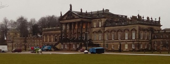 Rotherham, UK: Wentworth Woodhouse - January 2017 (Most Haunted Experience)