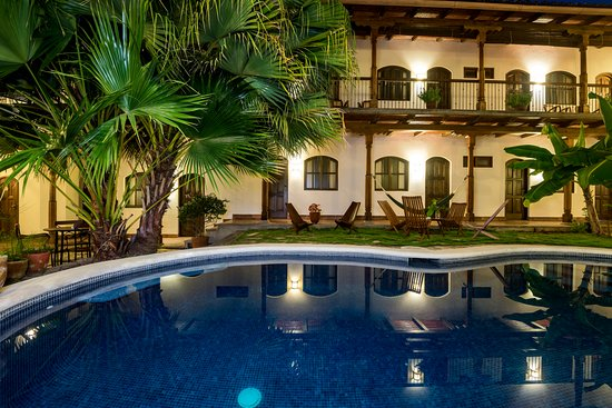 Hotel Patio del Malinche: Piscina