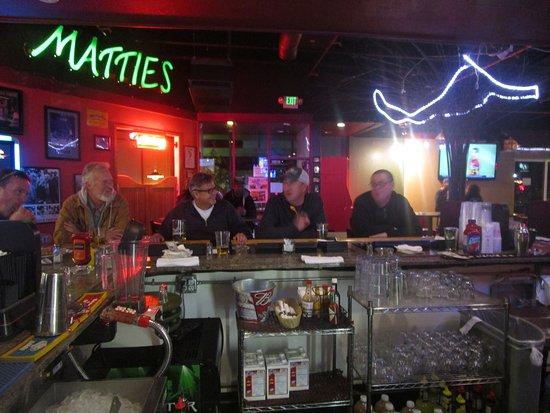Elko, NV: A bartenders view