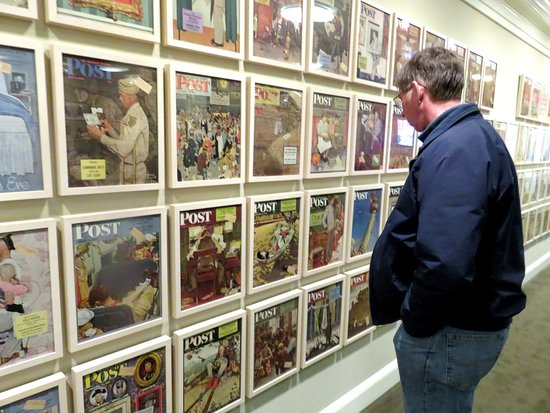 Norman Rockwell Museum: The Saturday Evening Post cover gallery