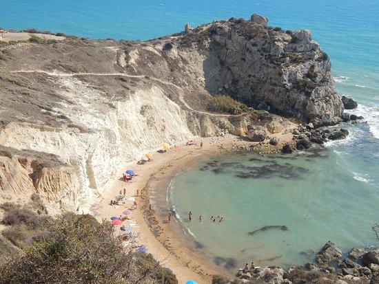 Licata, Italien: Cala Paradiso
