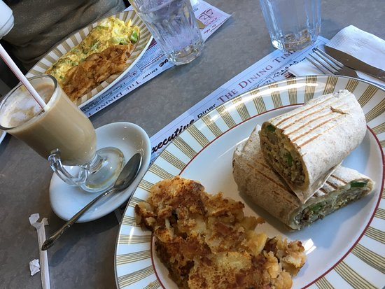 Hawthorne, État de New York : Breakfast Options