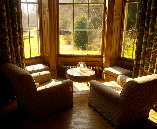 Kilchrenan, UK: The drawing room