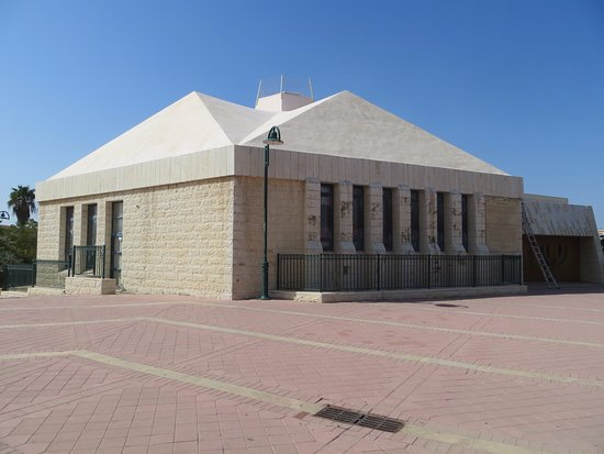 Hashmonaim, De palestinske territoriene: Glenwood Synagogue - named after a shul from Brooklyn that closed down.
