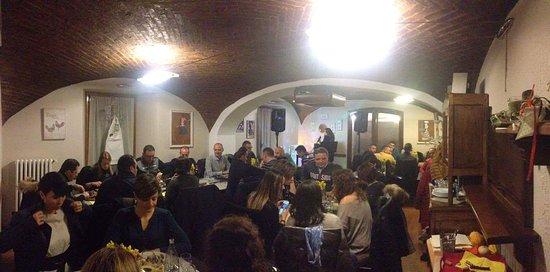 Ceva, Italy: Osteria Bislacca