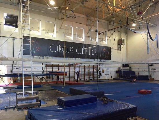 Circus Center