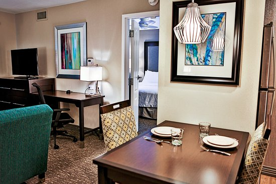Homewood Suites by Hilton Asheville- Tunnel Road: One Bedroom King Suite