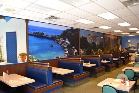Greek village restaurant carmel reviews