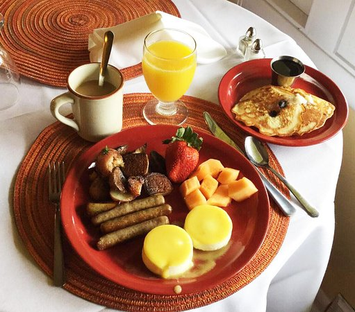 Chippewa Falls, Висконсин: Our Famous Homemade Breakfast!