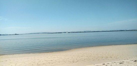 Moita, Portugal: Nem parece Inverno...