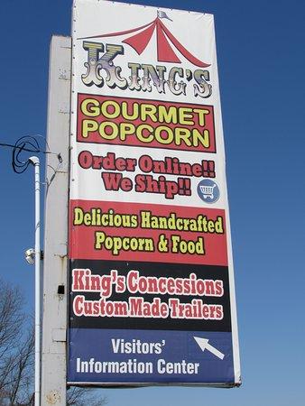 Afton, VA: Sign