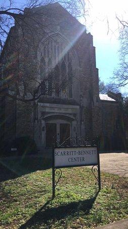 Scarritt-Bennett Center : Front view